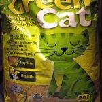 GreenCat Naturklumpstreu im Test