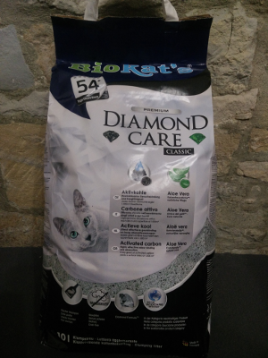 Biokat's Diamond Care Classic Katzenstreu Test